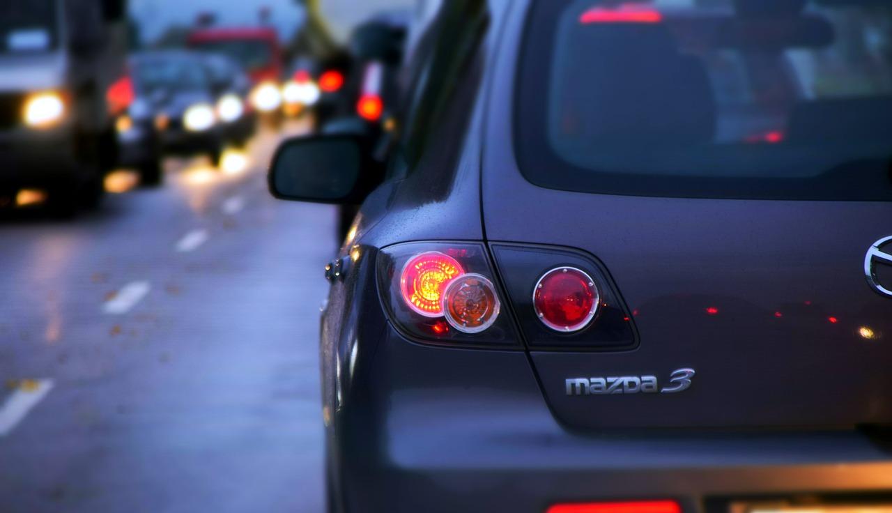 Summer Holiday Traffic Jam